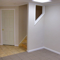 energy efficient basement wall panels