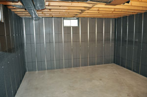 Basement Home Theater Insulation